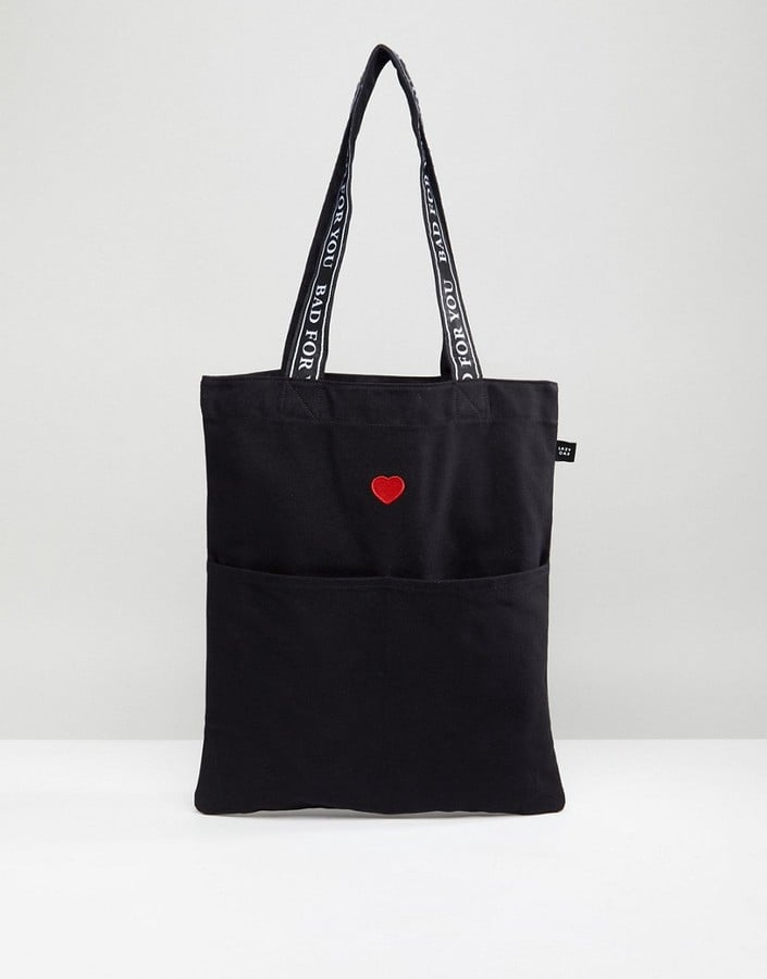 Tote Bag - Pure Heart by VIDA VIDA 5LmPtqPC