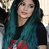 When Kylie Metamorphosed Like a Butterfly