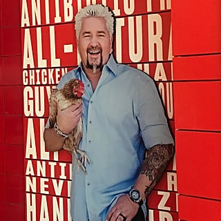 Guy Fieri Chicken Restaurant at Disney Springs