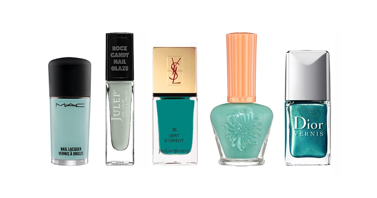 Turquoise Nail Polishes | Spring 2013 | POPSUGAR Beauty