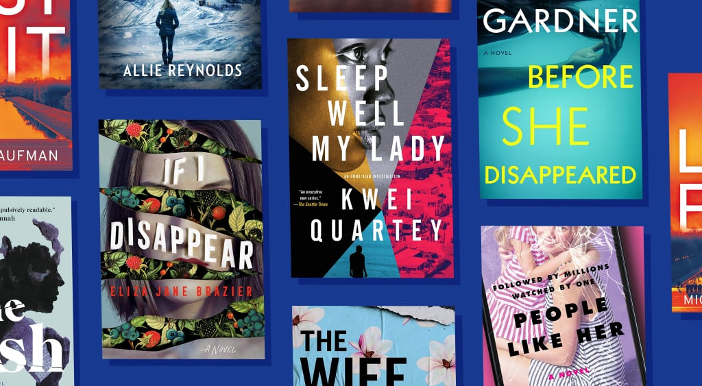 Best New Mystery and Thriller Books of January 2021
