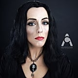 Day 28: Morticia Addams, The Addams Family