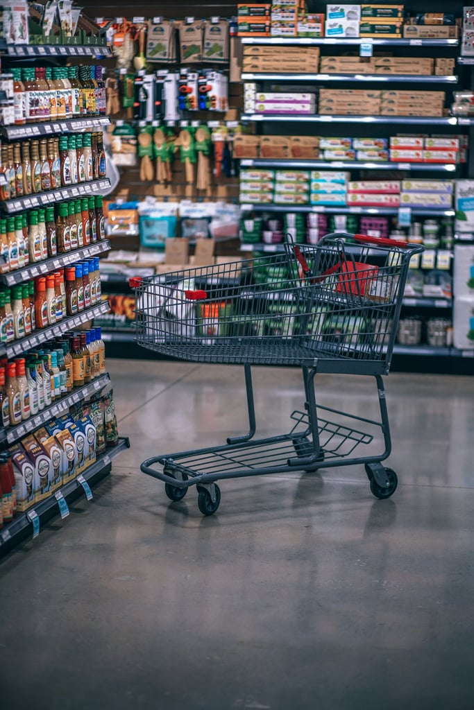 Bring misplaced shopping carts back to the designated area.