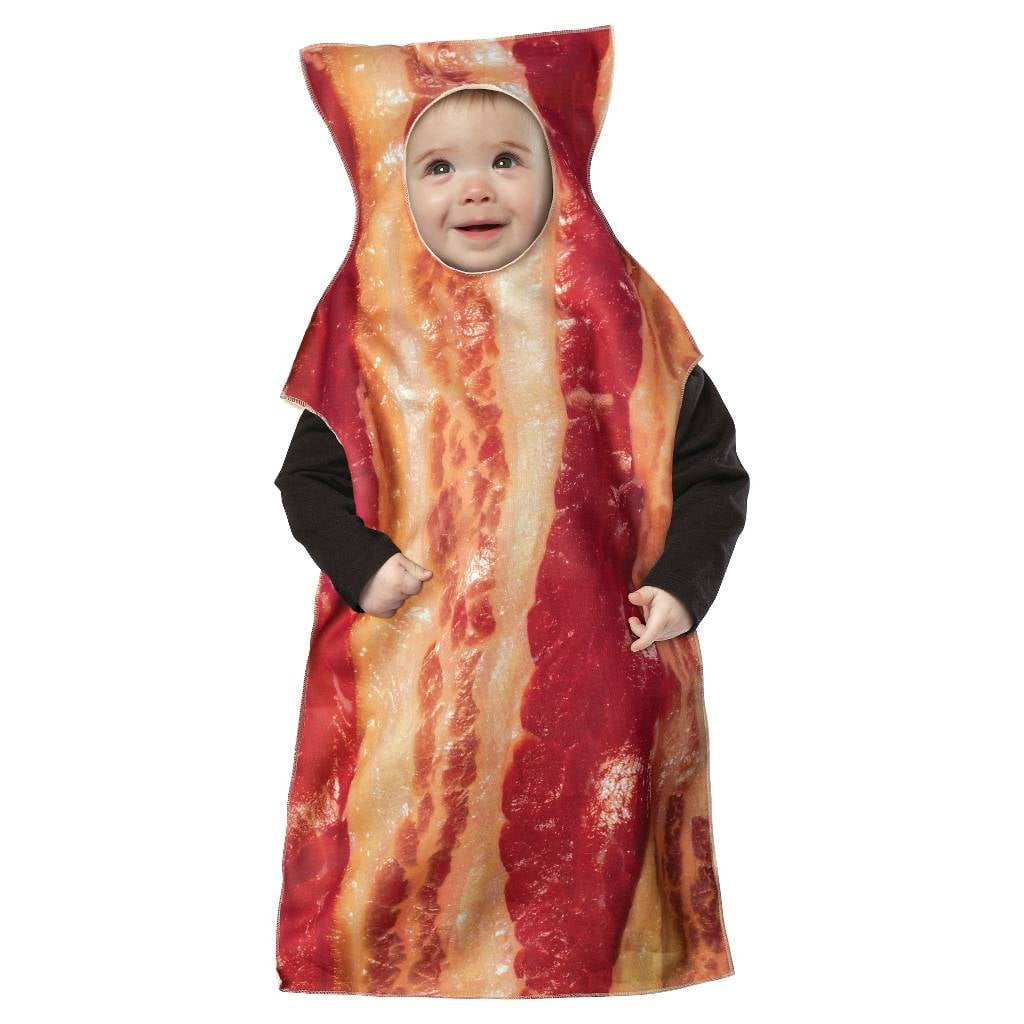 Infant Bacon Bunting Costume