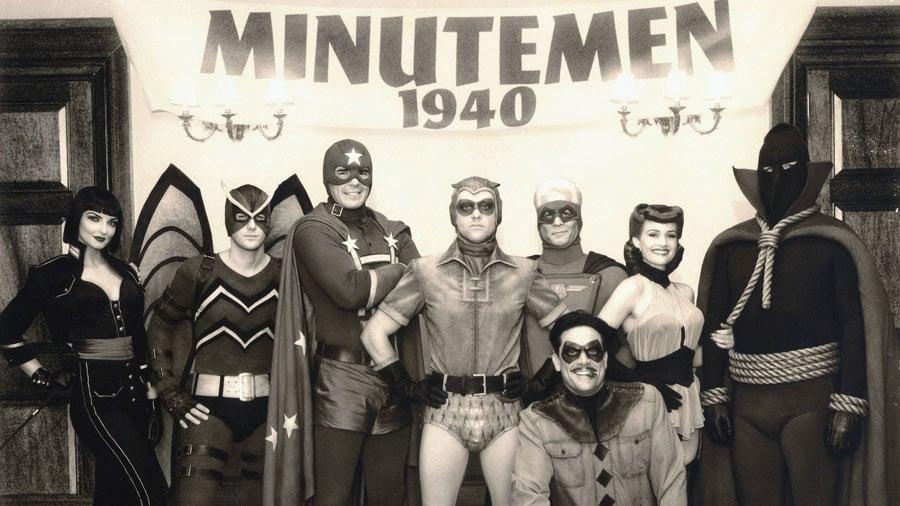 The Minutemen's Origin Story