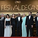 Diane Kruger and the rest of the jury attended the opening of the Cannes Film Festival and the premiere of Moonrise Kingdom.