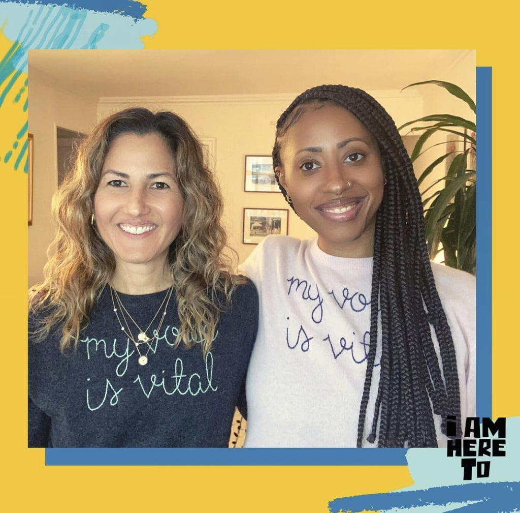 Interview With the 2 Women Founders of Iamhereto