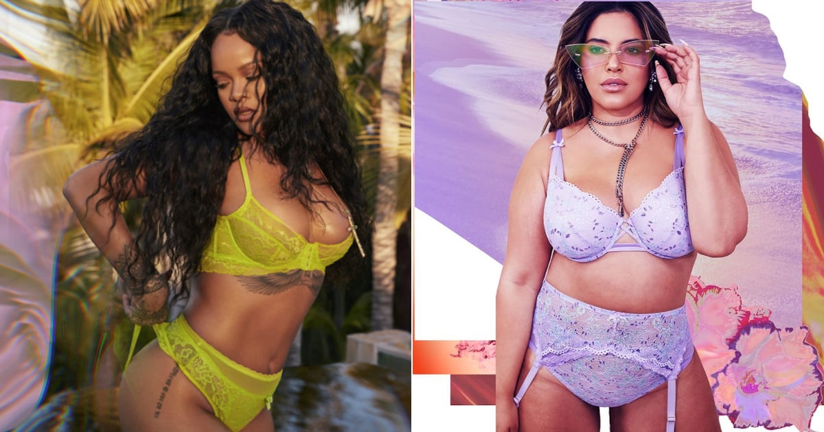 Savage x Fenty's Summer Lingerie Is Here, and These 25 Pieces Are Hot, Hot, Hot