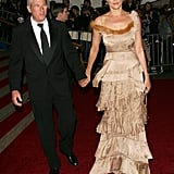 Richard Gere and Carey Lowell in 2006