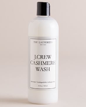 Simply Fab: J.Crew's Cozy Cashmere Wash