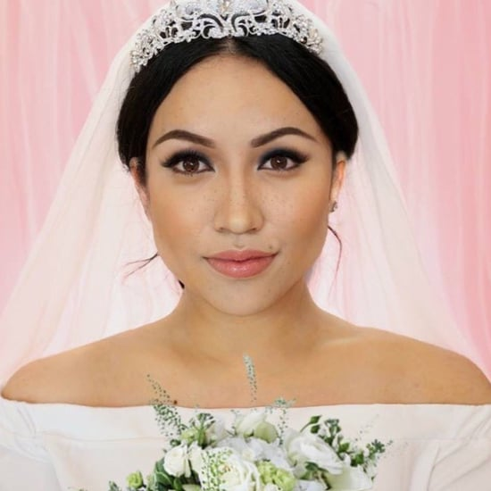 Promise Tamang as Meghan Markle Makeup Transformation