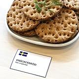 Rye Crispbread ($3)