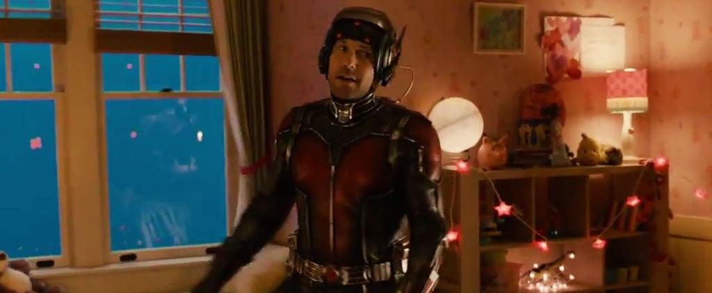 Ant-Man Blooper Reel