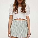 H&M Cotton Skort
