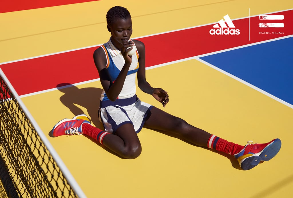 Pharrell Williams Adidas Tennis Collection