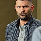 Guillermo Diaz in the season premiere of Scandal.