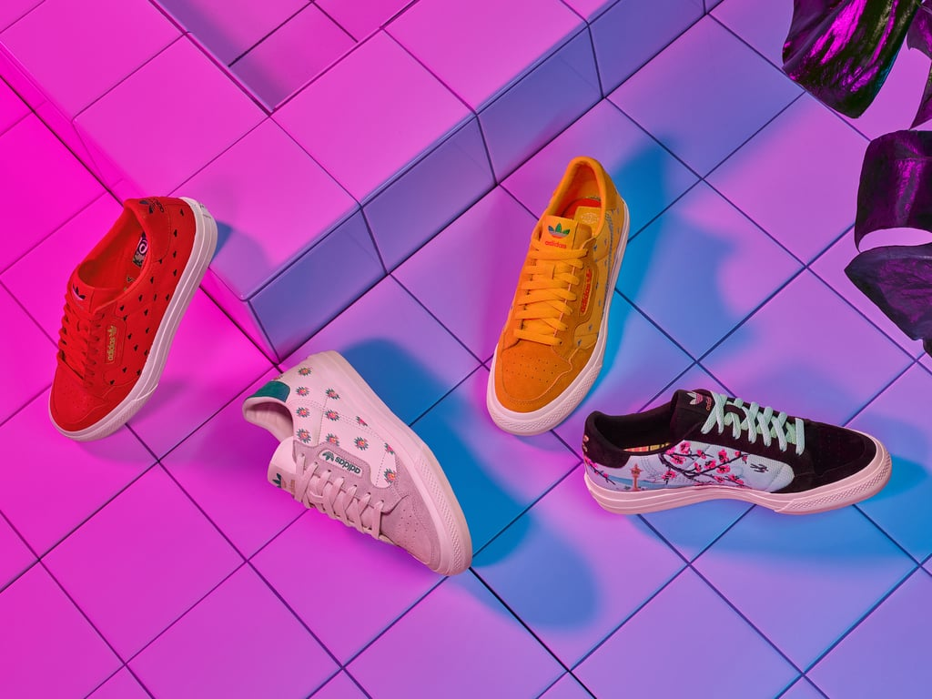 Adidas Arizona Iced Tea Sneaker and Slides Collection 2019