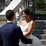 George Peabody Library Wedding
