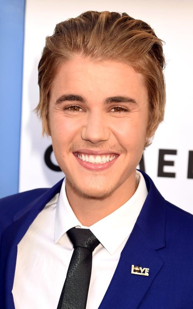 Justin Biebers Best Hairstyles Popsugar Beauty