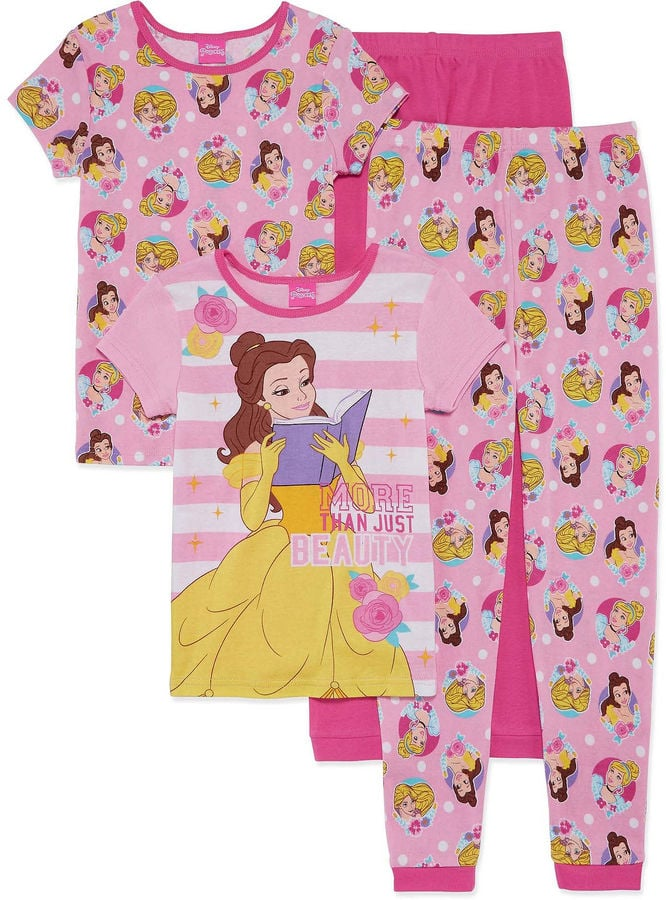 4-pc. Beauty and the Beast Set ($40)