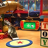 For a Disney-Pixar addition  to the imaginative Oceaneer Club, kids can venture over to Andy's Room and check out the multi-level play space. In this Toy Story-inspired area, kids feel toy-sized among the oversize attractions and can also enjoy a scavenger hunt with Jessie and a hoedown with Woody.