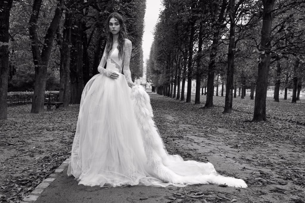 Vera wang wedding dresses popsugar fashion vera wangs recommendation for fall brides is something every girl should hear junglespirit
