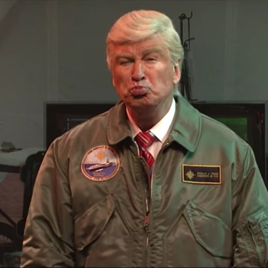 Alec Baldwin Returns as Donald Trump to Fight Aliens on SNL