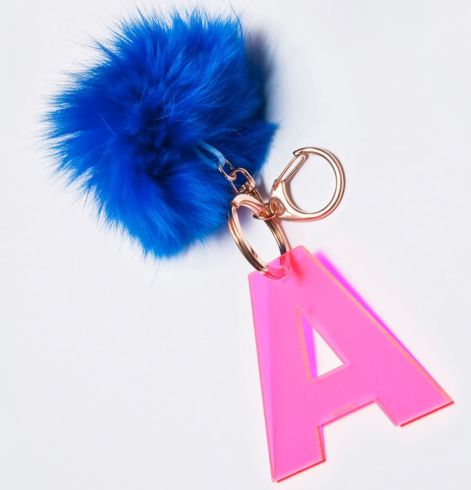 The Love Letter Keychains from Em John Jewelry ($15) were designed ...
