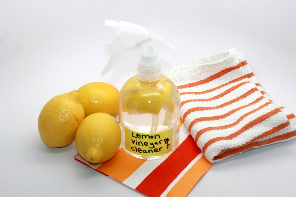 Create a Natural Cleaning Solution