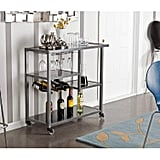 Zephs Rolling Bar Cart