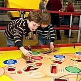 Carnegie Science Center —Pittsburgh