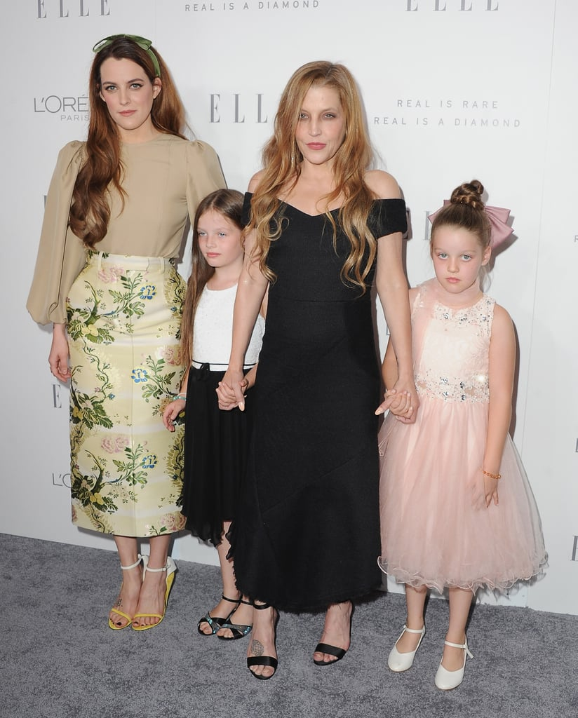 Get a Rare Glimpse of Lisa Marie Presley's Close Bond With Her Kids