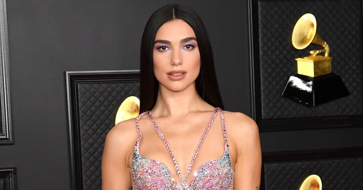 Dua Lipa Just Wore Pants With a Front Cutout, and the Trend Has Officially Gone Too Far