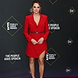 Hunter King at the 2019 People's Choice Awards