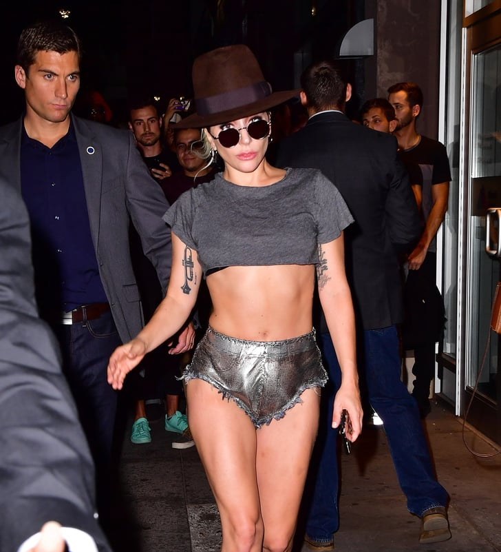 Car Wont Start When It Gets Hot Page1: Lady Gaga Wearing Shorts In NYC September 2016