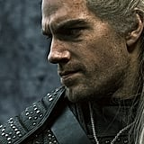 Here's another close-up of Geralt, in case you want to check out his pores.
