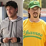 Max From Happy Endings as Kenny Powers