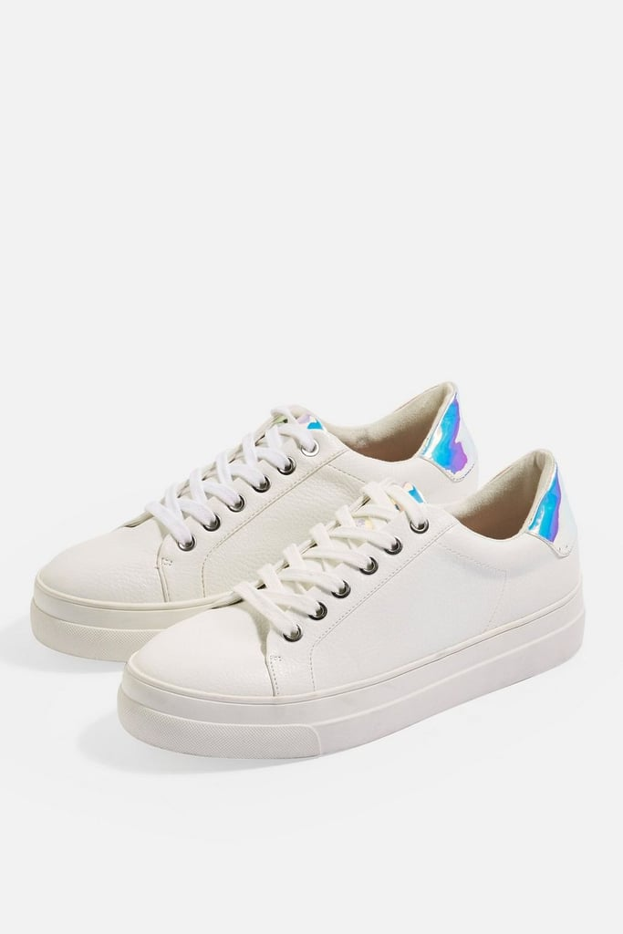 6806aa801b44 Topshop CANDY Lace-Up Casual Trainers