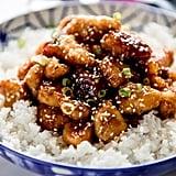 Slow-Cooker Honey Crispy Chicken