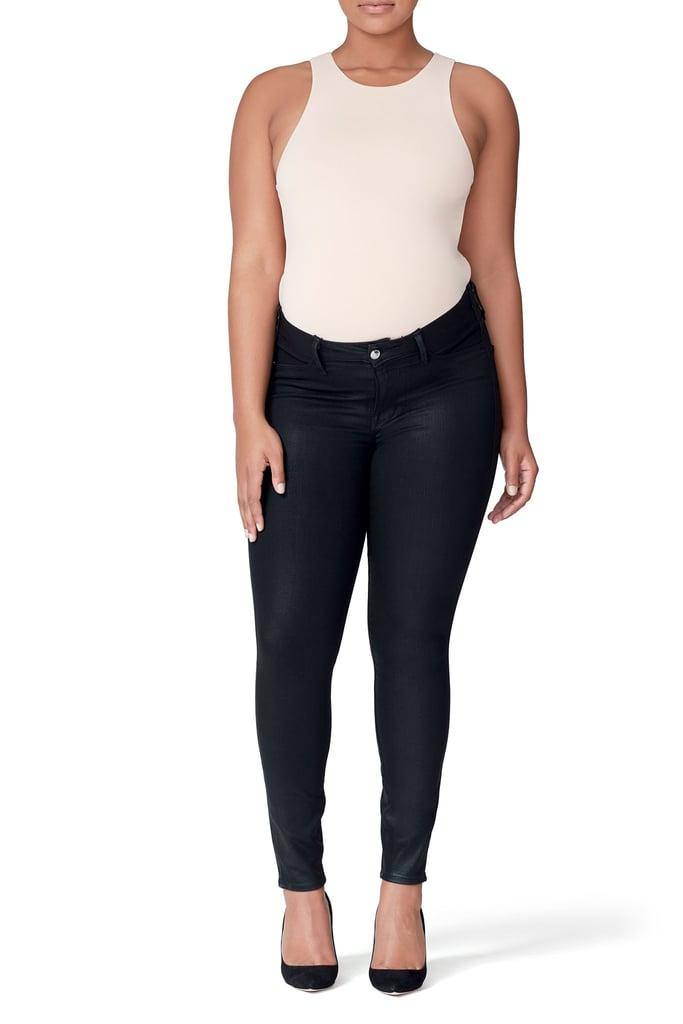 b891895f0afc6 Khloe Kardashian Good Mama Maternity Jeans Line   POPSUGAR Fashion ...