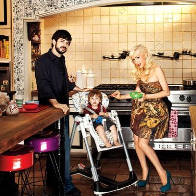 Inside Christina Aguilera's home