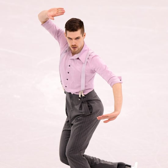 "Paul Fentz Figure Skating to ""Wonderwall"" 2018"