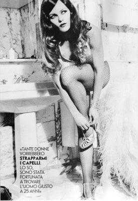 Vanessa Paradis does Vanity Fair Italia-oct 07