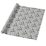 Harry Potter Geometric Deathly Hallows Symbol Wrapping Paper