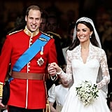 Will and Kate's Wedding