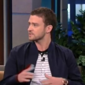 Justin Timberlake on The Tonight Show June 23, 2011 (Video)