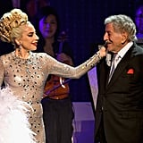 Tony Bennett's Reaction to Lady Gaga's Oscar Nominations
