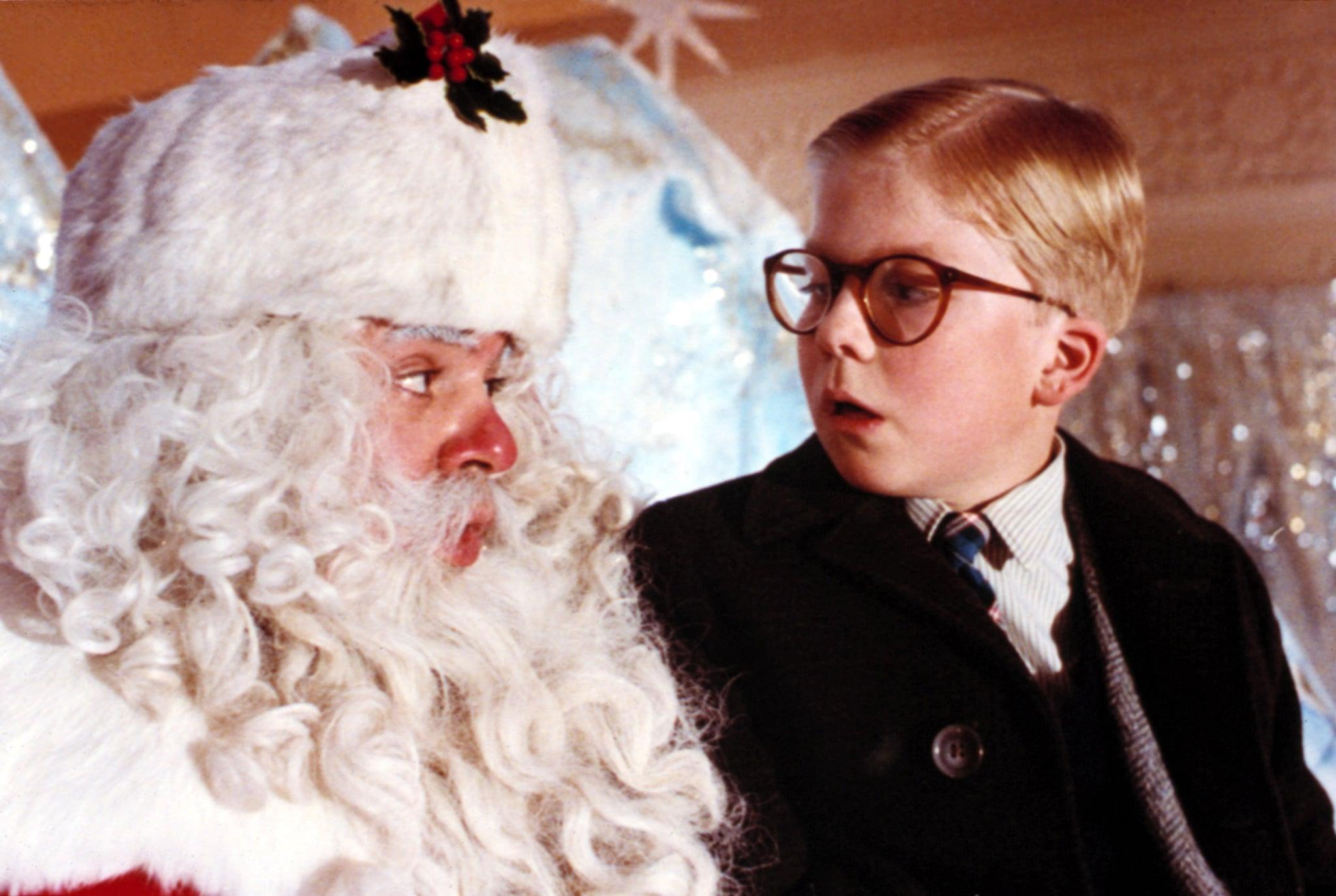 A CHRISTMAS STORY, Peter Billingsley, Jeff Gillen, 1983.