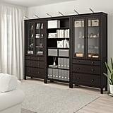 Hemnes Storage Combination With Doors/Drawers