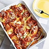 Ooey-Gooey Cheesy Stuffed Shells